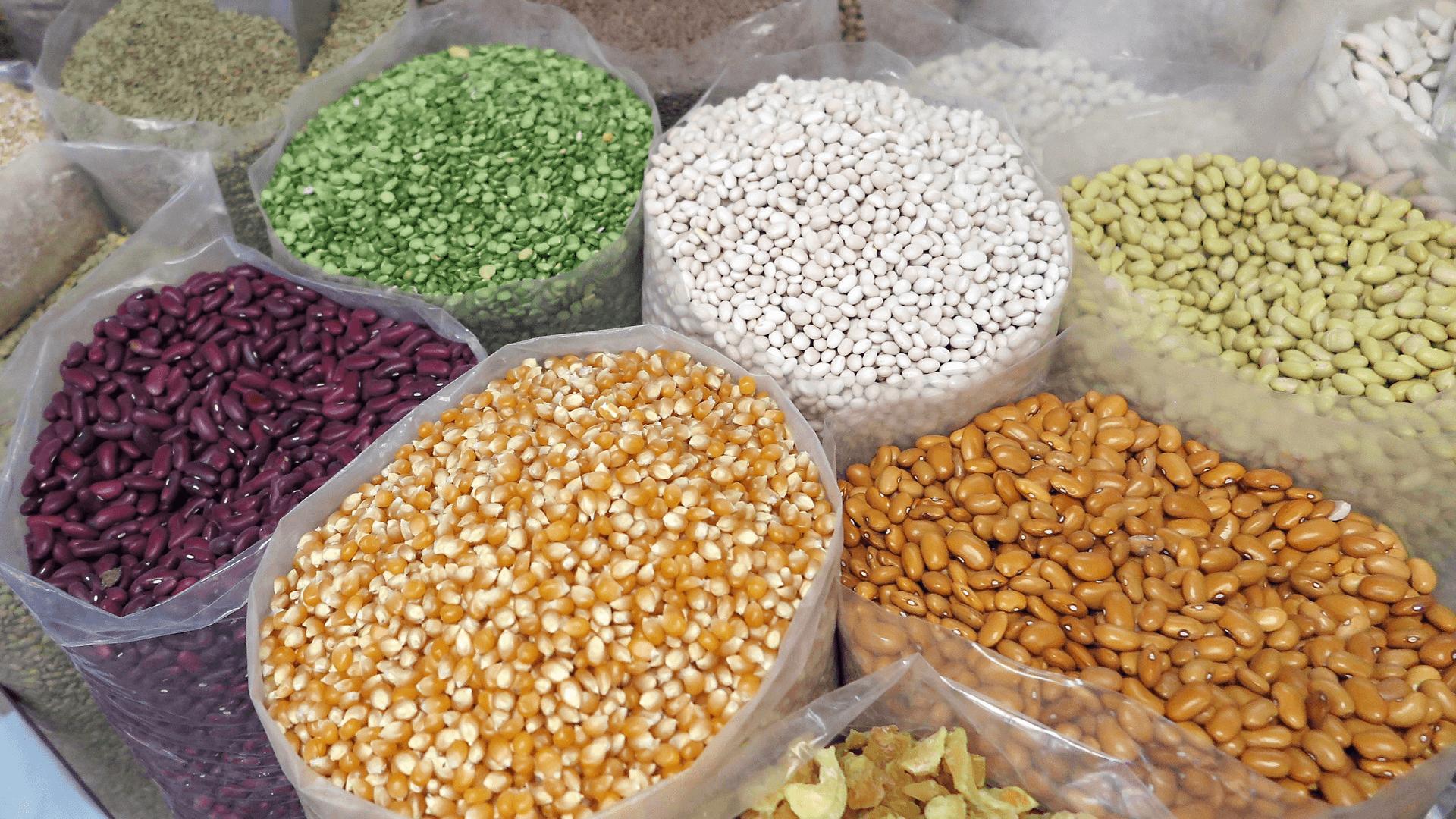 雑穀の画像